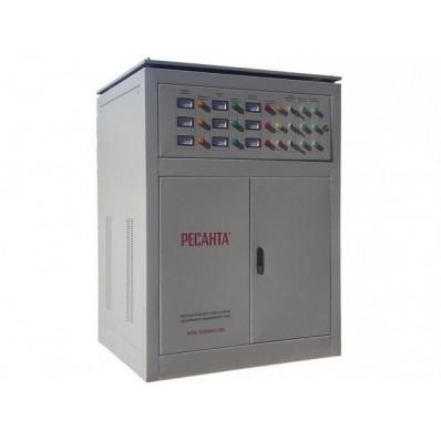 Ресанта - Стабилизатор напряжения Ресанта АСН-100000/3-ЭМ (трехфазный)