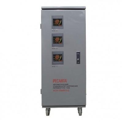 Ресанта - Стабилизатор напряжения Ресанта АСН-15000/3-Ц (трехфазный)