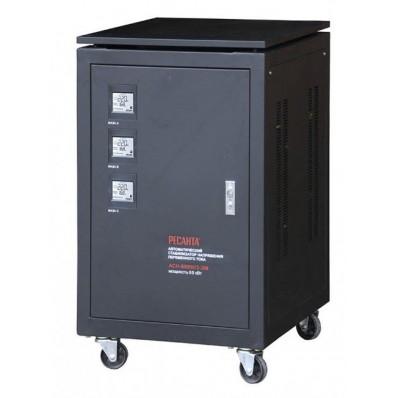 Ресанта - Стабилизатор напряжения Ресанта АСН-60000/3-ЭМ (трехфазный)
