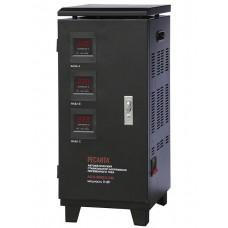 Стабилизатор напряжения Ресанта АСН-9000/3-ЭМ (трехфазный)