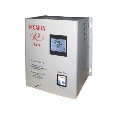 РЕСАНТА - Стабилизатор напряжения Ресанта LUX АСН-12000Н/1-Ц