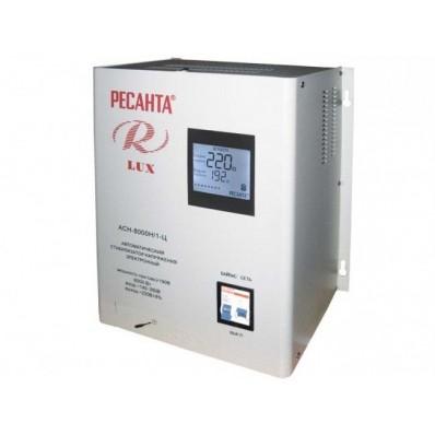 Ресанта - Стабилизатор напряжения Ресанта LUX АСН-8000Н/1-Ц
